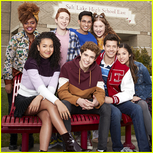 Meet The Full Cast of 'High School Musical: The Musical: The Series'!