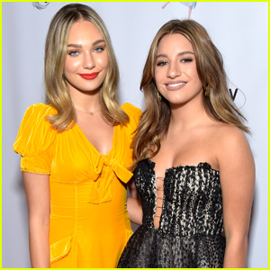 Kenzie Ziegler Gets Support From Sis Maddie at 'Ice Princess Lily' Premiere