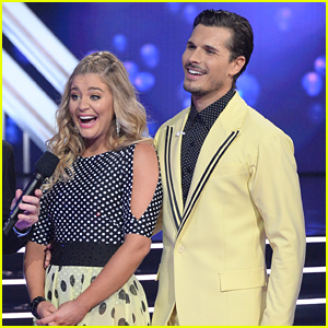 Lauren Alaina Is Pretty In Pink For Her Viennese Waltz on DWTS Semi-Finals - Watch