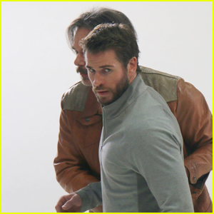 Liam Hemsworth is Hard on Work on New Series 'Dodge and Miles'!