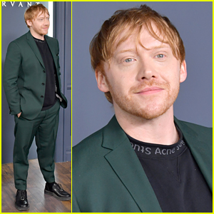 Rupert Grint Suits Up For 'Servant' Premiere in NYC