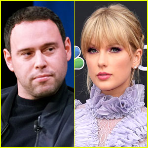 Scooter Braun Breaks Social Media Silence on Taylor Swift Feud to Try & Make Peace