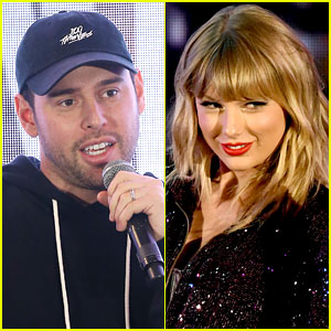 Scooter Braun Wants to Talk to Taylor Swift Instead of Handling Things on Social Media