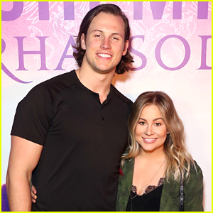 Shawn Johnson Reveals Name Of First Child With Andrew East - See It Here!
