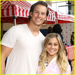 Shawn Johnson Welcomes First Child With Husband Andrew East