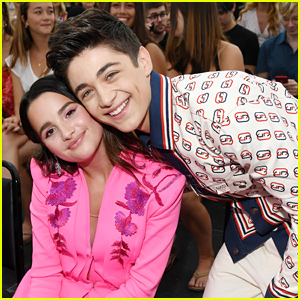Asher Angel Shares The Sweetest Birthday Message For Girlfriend Annie LeBlanc
