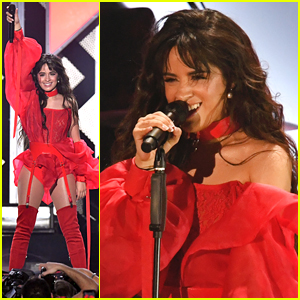 Camila Cabello Is Red Hot at Jingle Ball Tour 2019 in Los Angeles