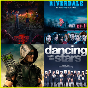 'DWTS', 'Strangers Things' & 'Riverdale' Rule JJJ's Top 10 TV Shows of 2019!