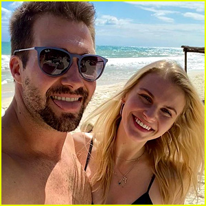 James Maslow & Girlfriend Caitlin Spears Wrap Up Tulum Vacation - See Photos!