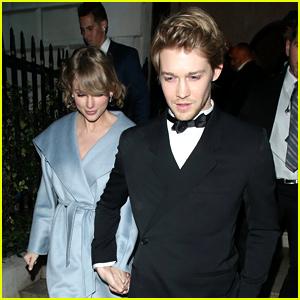 Joe Alwyn Talks Dating Taylor Swift & Her Songs About Him