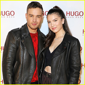 Liam Payne & Maya Henry Couple Up For His Hugo Campaign Party