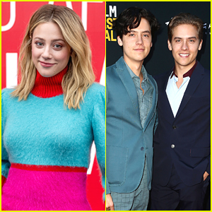 Lili Reinhart Jokes She Couldn't Tell Boyfriend Cole Sprouse Apart From Twin Dylan In Throwback Photo