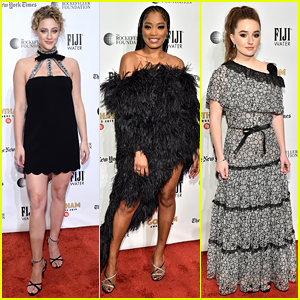 Lili Reinhart, Keke Palmer, Kaitlyn Dever & More Step Out For Gotham Awards 2019