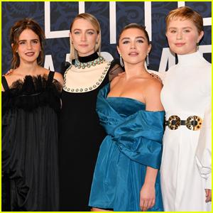 'Little Women' Stars Premiere Their Movie in NYC!