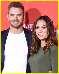Kellan Lutz Made a Big Announcement Over The Thanksgiving Holiday