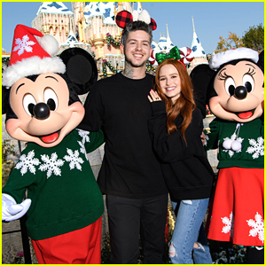 Madelaine Petsch's Day at Disneyland With Travis Mills Was So Magical!