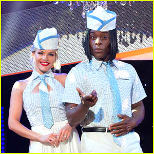 Witney Carson To Guest Star On 'All That' With 'DWTS' Partner Kel Mitchell!