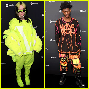 Billie Eilish & Lil Nas X Join Fellow Best New Artist Nominees at Spotify Party!