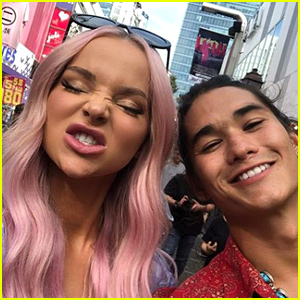 Dove Cameron Shares Sweet Birthday Tribute for Booboo Stewart