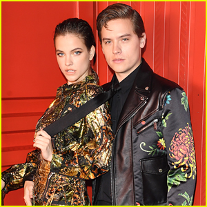 Dylan Sprouse & Barbara Palvin Sizzle Together at DSquared2 Fashion Show in Italy