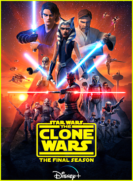 Final Season of 'Star Wars: The Clone Wars' Coming To Disney+ In February