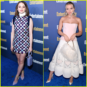 Joey King, Dove Cameron & More Celebrate SAG Award Nominations at 'Entertainment Weekly' Party