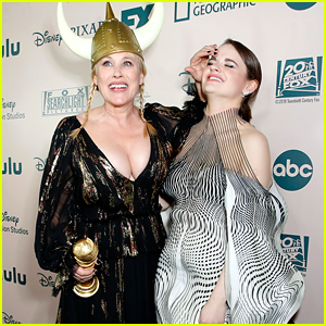 Joey King Details the Moment When Patricia Arquette Accidentally Gave Her a Bruise at the Golden Globes