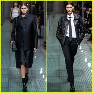 Kaia Gerber Takes on Paris Fashion Week!