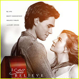 KJ Apa Shares New Poster & Release Date For 'I Still Believe' With Fans