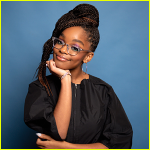 Marsai Martin Talks Diane's Hair Transformation When 'black-ish' Returns Tonight