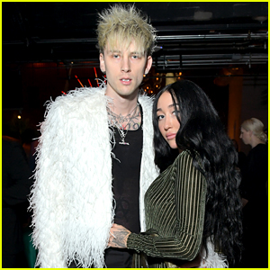 Noah Cyrus & Machine Gun Kelly Spark Dating Rumors at Grammys 2020 Party