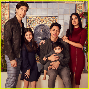 Emily Tosta, Brandon Larracuente & 'Party of Five' Stars Thank Fans For Their Support After Premiere