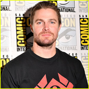 Stephen Amell Says Goodbye to 'Arrow' Ahead of Series Finale