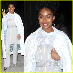 Yara Shahidi Says 'Grown-ish's Zoey Johnson Is Her 'Alter Ego'