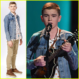 14 Year Old Levi Watkins Shocks Coaches With 'Hey, Soul Sister' On 'The Voice'