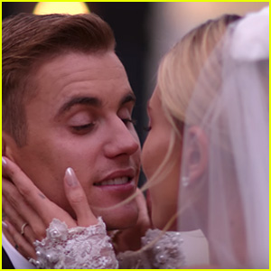 Justin & Hailey Bieber Share Footage of Exchanging Their Wedding Vows - Watch Now!