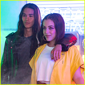 Booboo Stewart Cameos In Baby Ariel's 'The New Kid In Town' Music Video