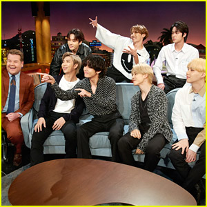 BTS To Join James Corden For Carpool Karaoke This Month!