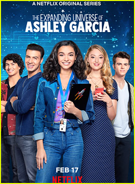 Check Out The First Look Photos & Trailer for 'The Expanding Universe of Ashley Garcia'!