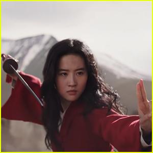 Final 'Mulan' Trailer Airs During Super Bowl 2020 - Watch!