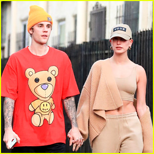 Justin Bieber Has a Spa Date with Hailey After Shaving His Mustache Off