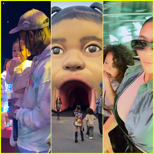 Kylie Jenner's Daughter Stormi Webster Gets a 'Stormi World' 2nd Birthday Party!