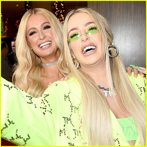 Tana Mongeau Shares Story About One of Her Outings with Paris Hilton