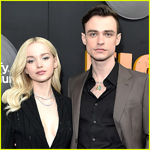 Thomas Doherty Reveals His Secret To Keeping Romance Alive with Dove Cameron