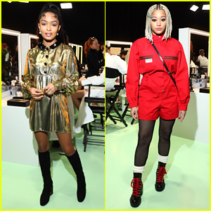 Yara Shahidi Shares Gorgeous Selfies With Her Mom Ahead of Gucci Milan Fashion Show