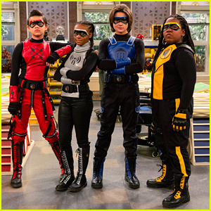 Check Out An Exclusive First Look at the Set of 'Henry Danger' Spinoff 'Danger Force'