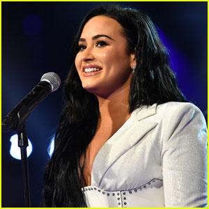 Demi Lovato Announces New Single 'I Love Me'