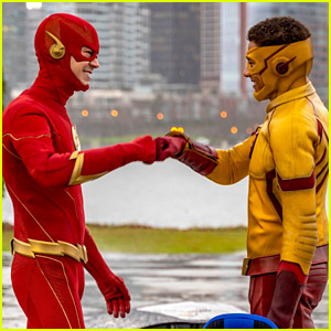Keiynan Lonsdale Suits Up As Kid Flash Again On An All New 'The Flash'
