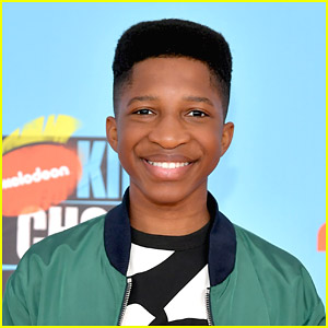 Lex Lumpkin Shares His Favorite Part About Being On 'All That'
