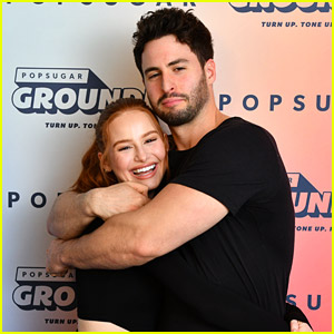 Madelaine Petsch Joins Her Trainer Stephen Pasterino at Popsugar Grounded Event